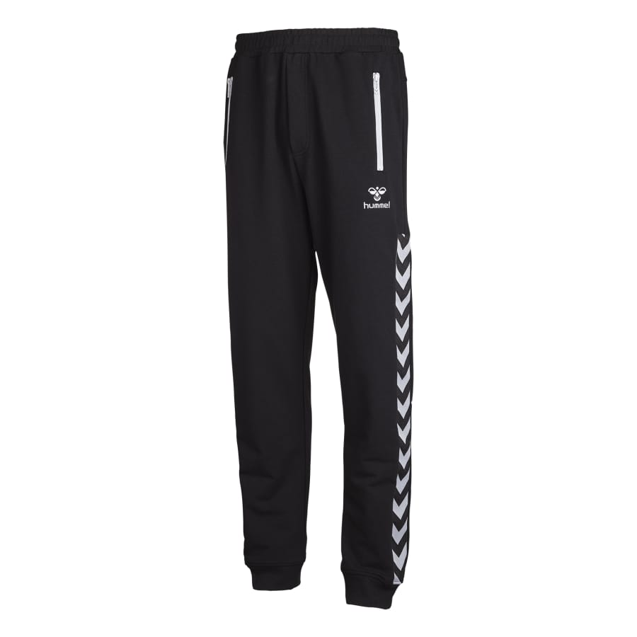 hummel classic bee aage sweatpants herren schwarz vaola. Black Bedroom Furniture Sets. Home Design Ideas