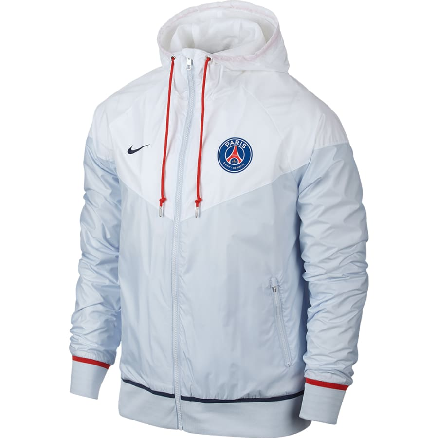 nike paris saint germain authentic jacke windrunner. Black Bedroom Furniture Sets. Home Design Ideas