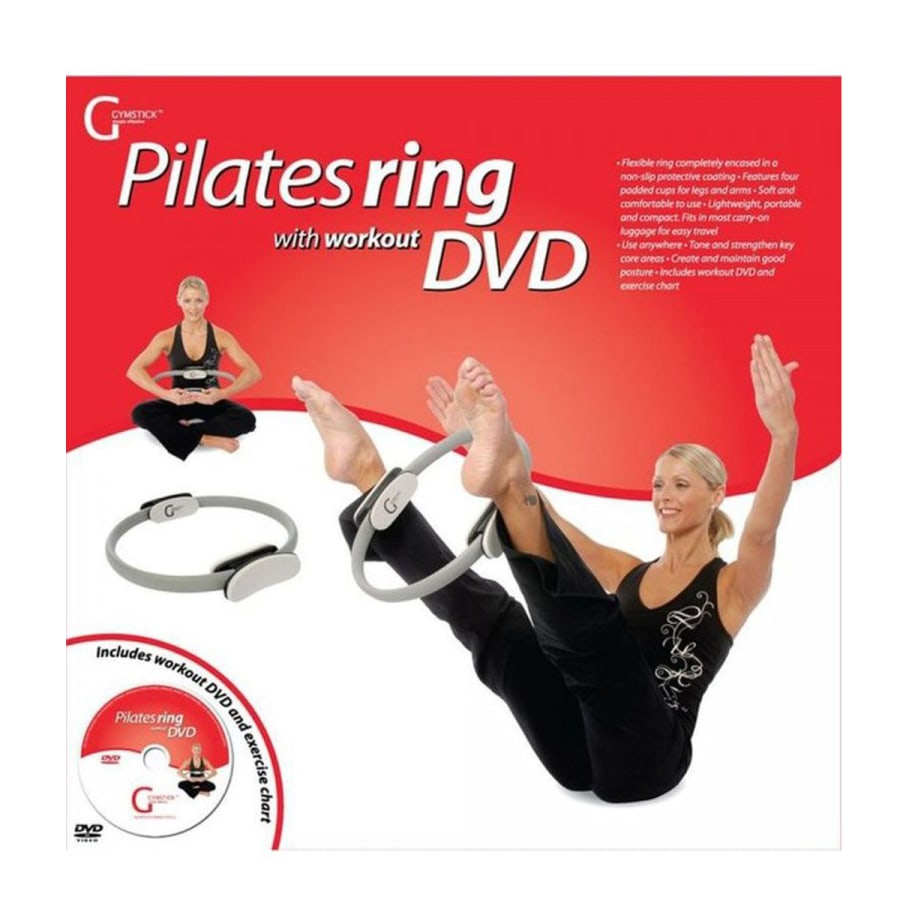 Pilates Ring Exercise Instructions Livestrong Com Dvd Fitness Circle Challenge