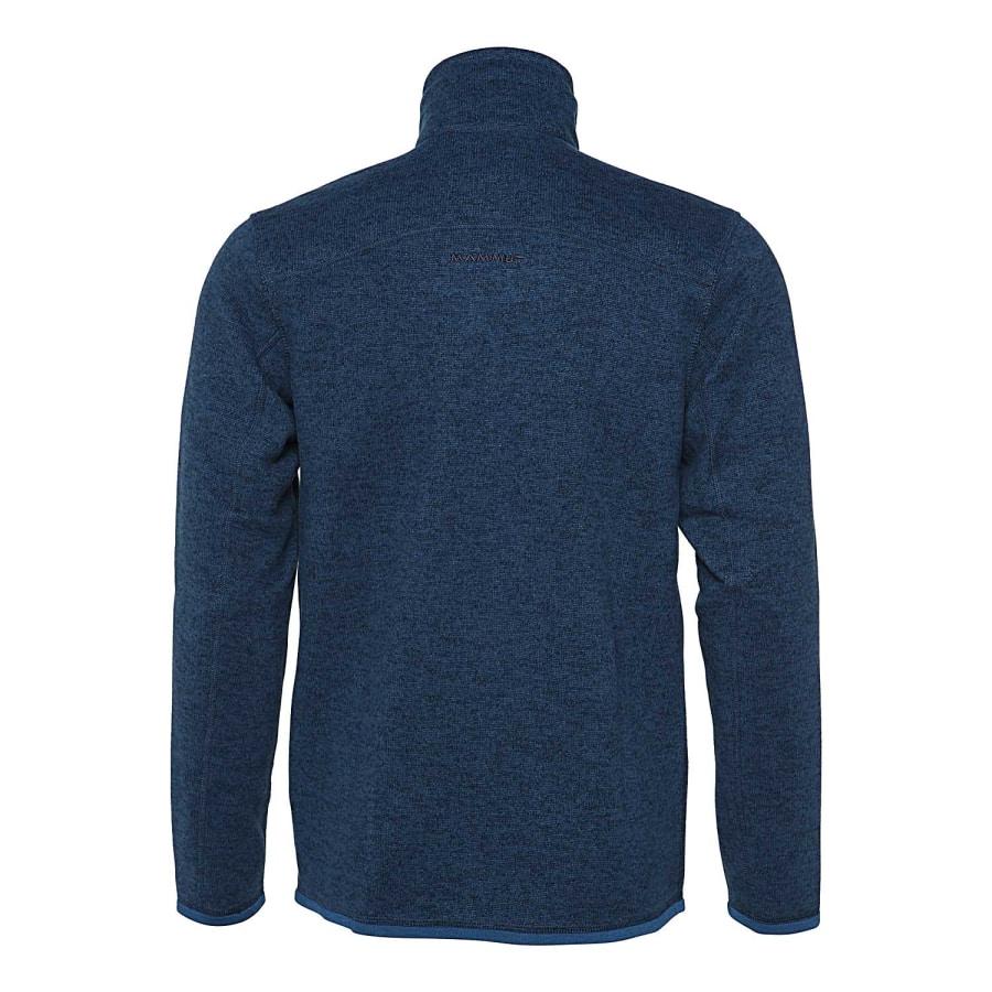 mammut polar jacket fleece jacket men dark blue vaola. Black Bedroom Furniture Sets. Home Design Ideas