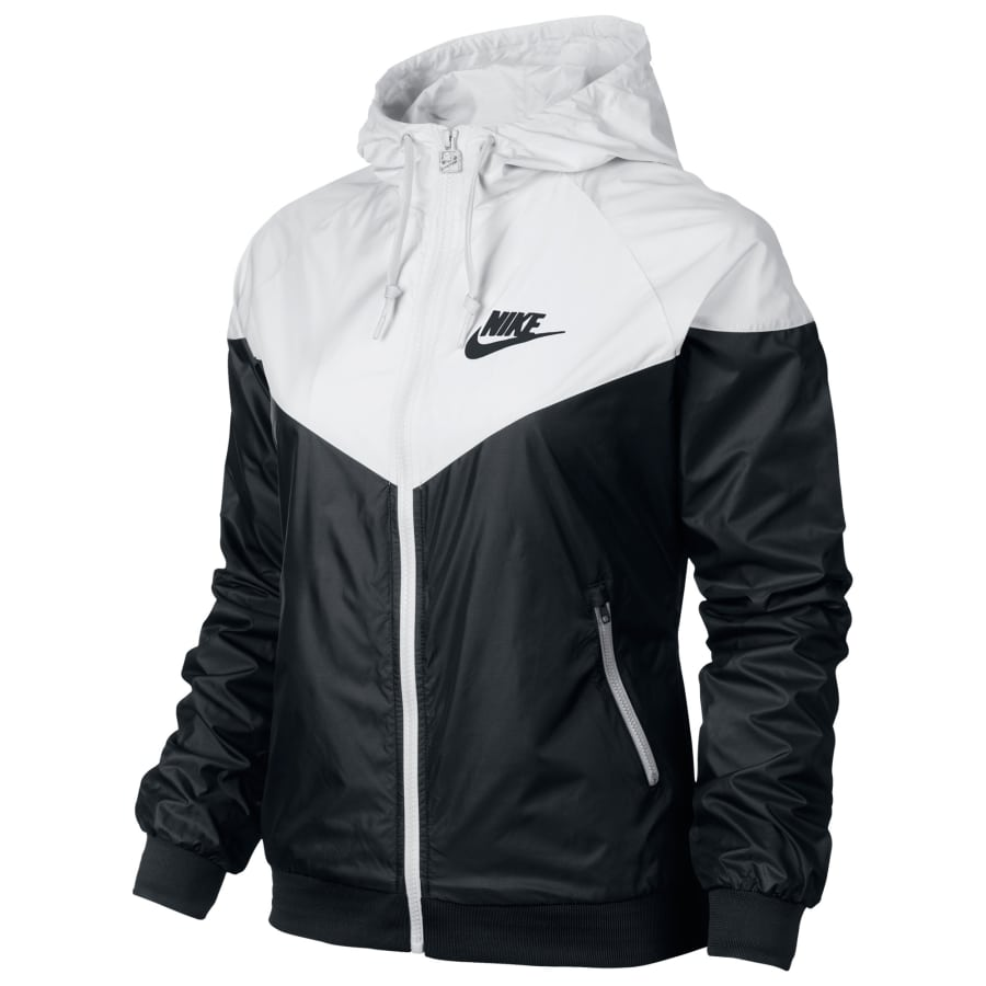 nike windrunner trainingsjacke damen schwarz wei vaola. Black Bedroom Furniture Sets. Home Design Ideas