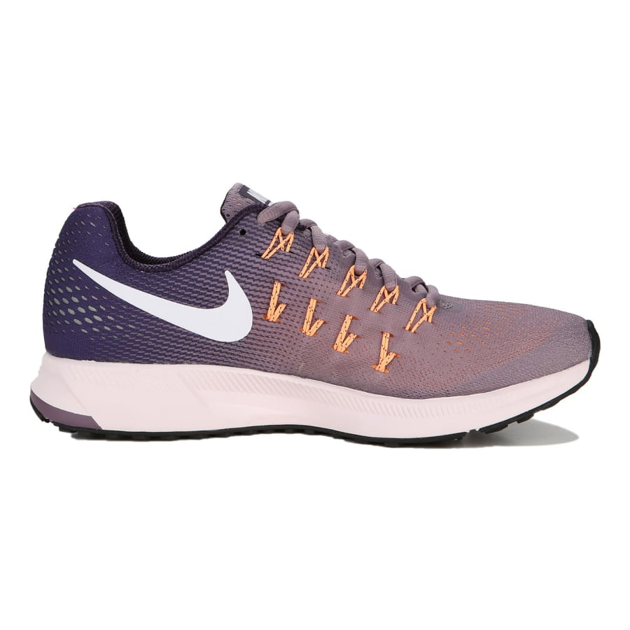 nike air zoom pegasus 33 laufschuhe damen altrosa. Black Bedroom Furniture Sets. Home Design Ideas