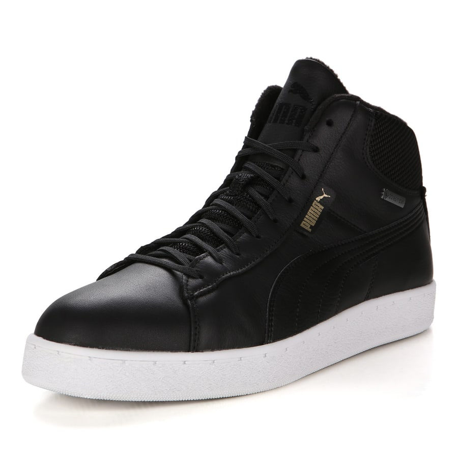 puma puma 1948 mid winter gtx sneaker herren schwarz. Black Bedroom Furniture Sets. Home Design Ideas
