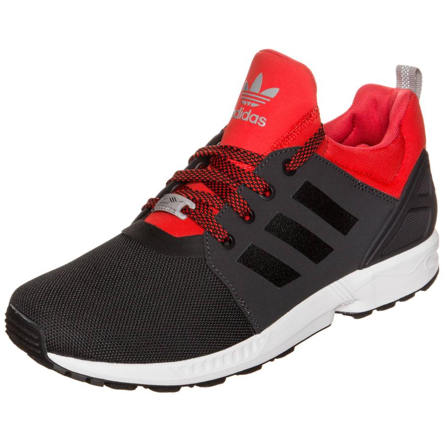 Adidas Sneaker Schwarz Rot