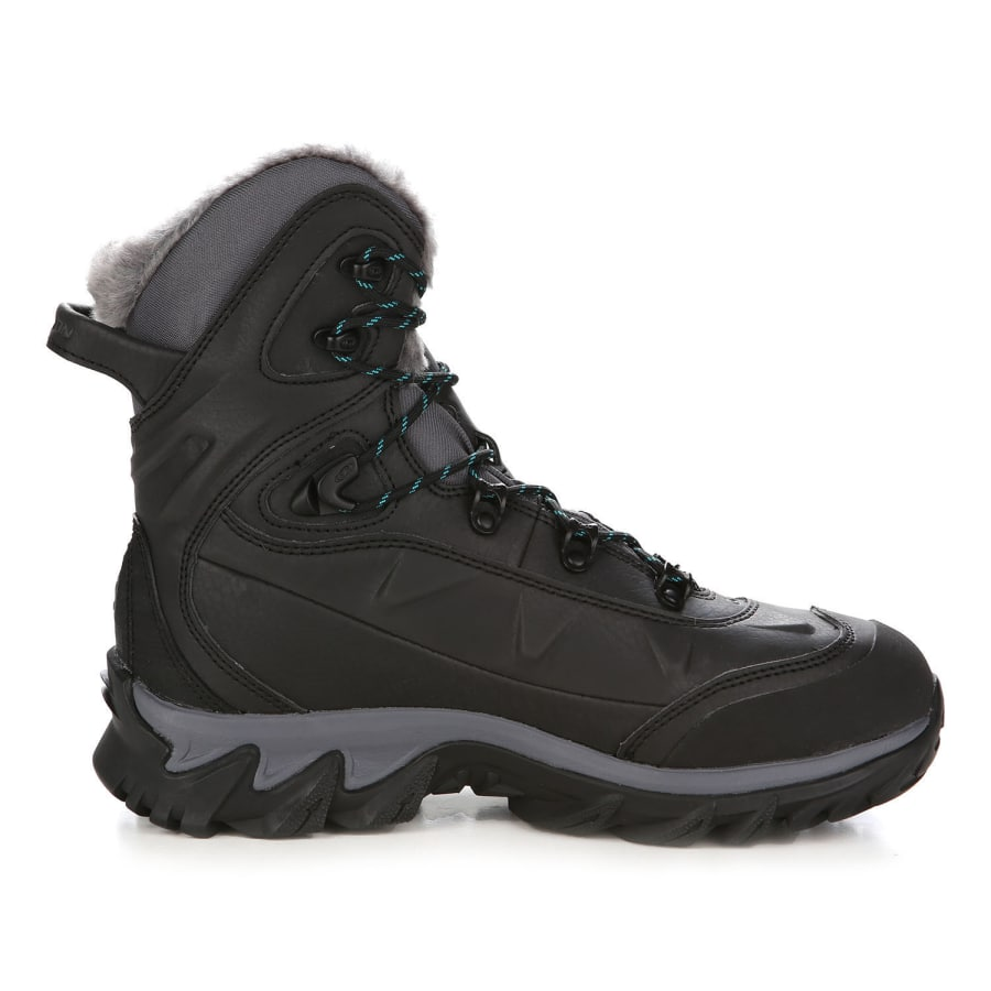 salomon nytro gtx winter boots women black vaola. Black Bedroom Furniture Sets. Home Design Ideas