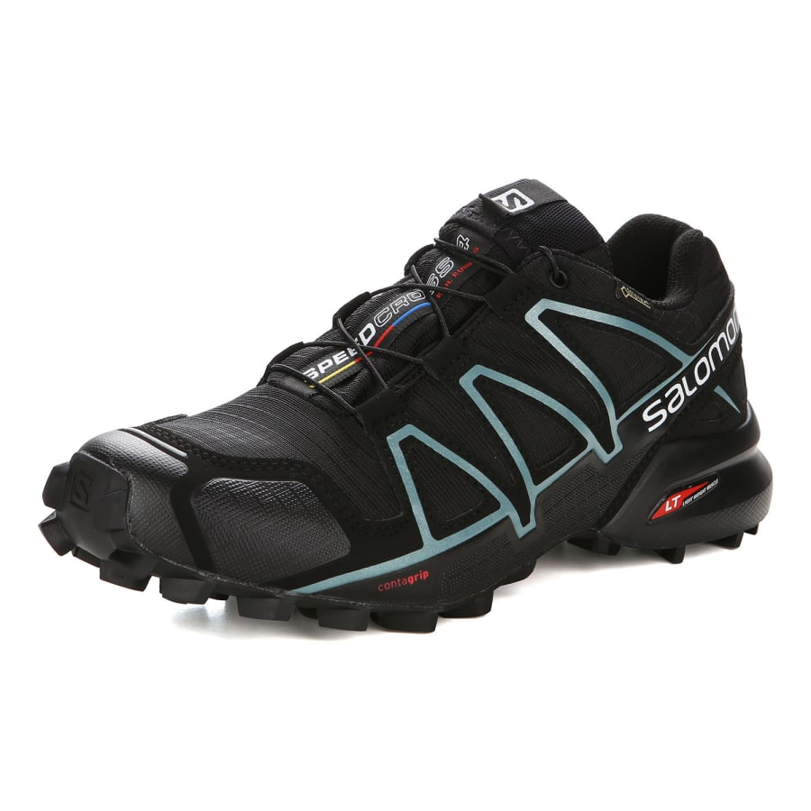 salomon speedcross 4 gtx trailrunning shoes women. Black Bedroom Furniture Sets. Home Design Ideas