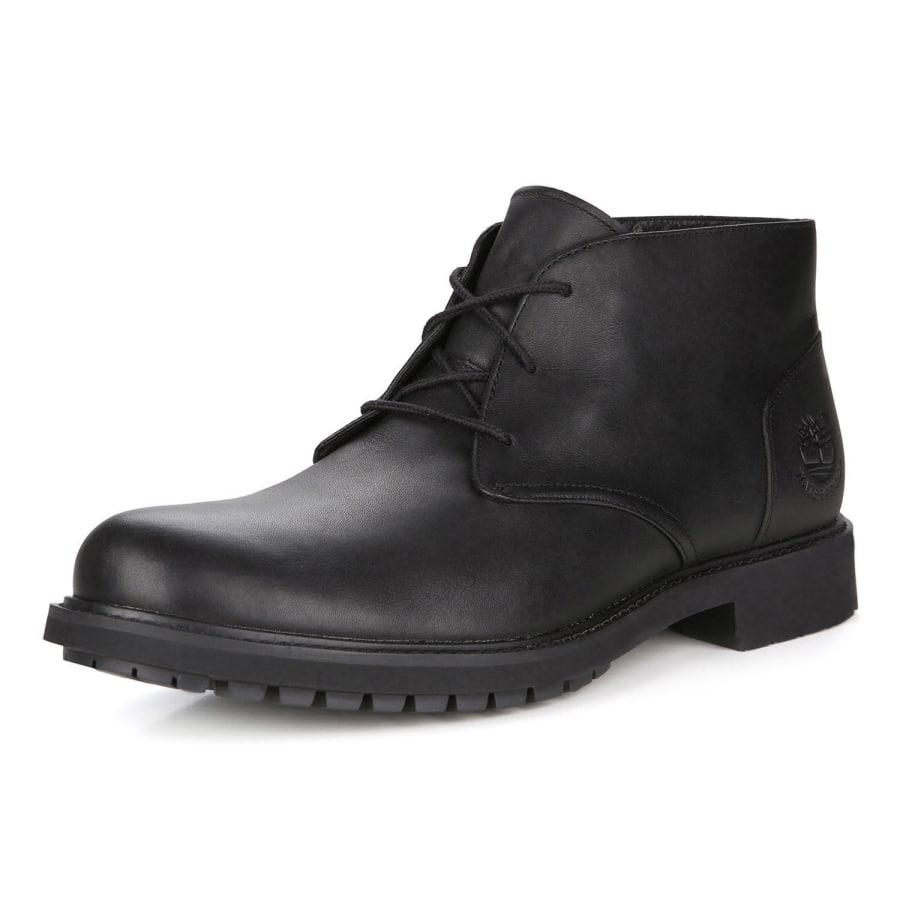 timberland stormbuck chukka boots black vaola