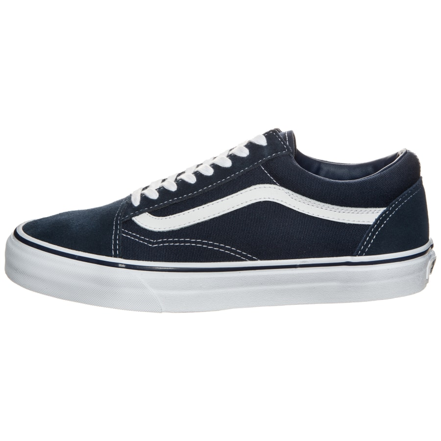 vans old skool sneaker blau wei vaola. Black Bedroom Furniture Sets. Home Design Ideas