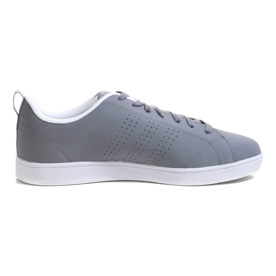 adidas neo advantage clean vs sneaker men grey vaola. Black Bedroom Furniture Sets. Home Design Ideas