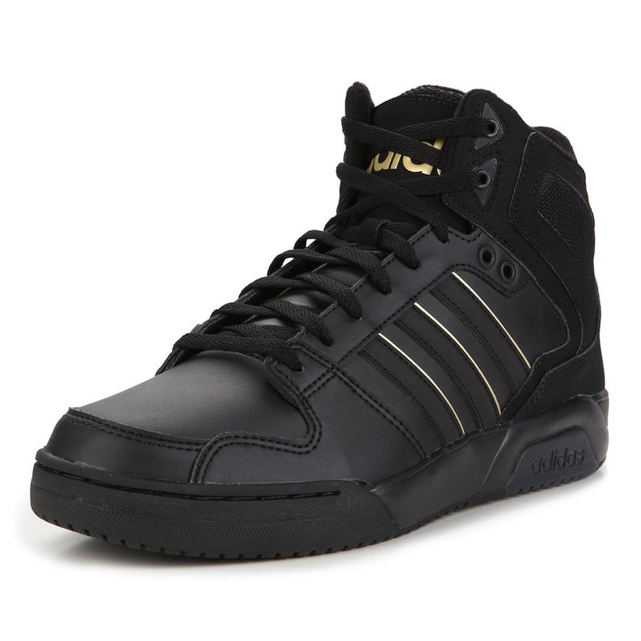 adidas neo bb9tis mid sneaker herren schwarz gold vaola. Black Bedroom Furniture Sets. Home Design Ideas