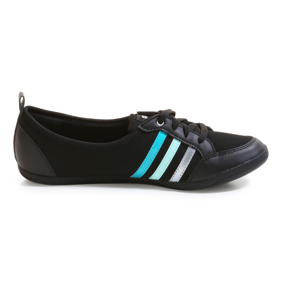 adidas neo piona ballerina shoes women black blue. Black Bedroom Furniture Sets. Home Design Ideas