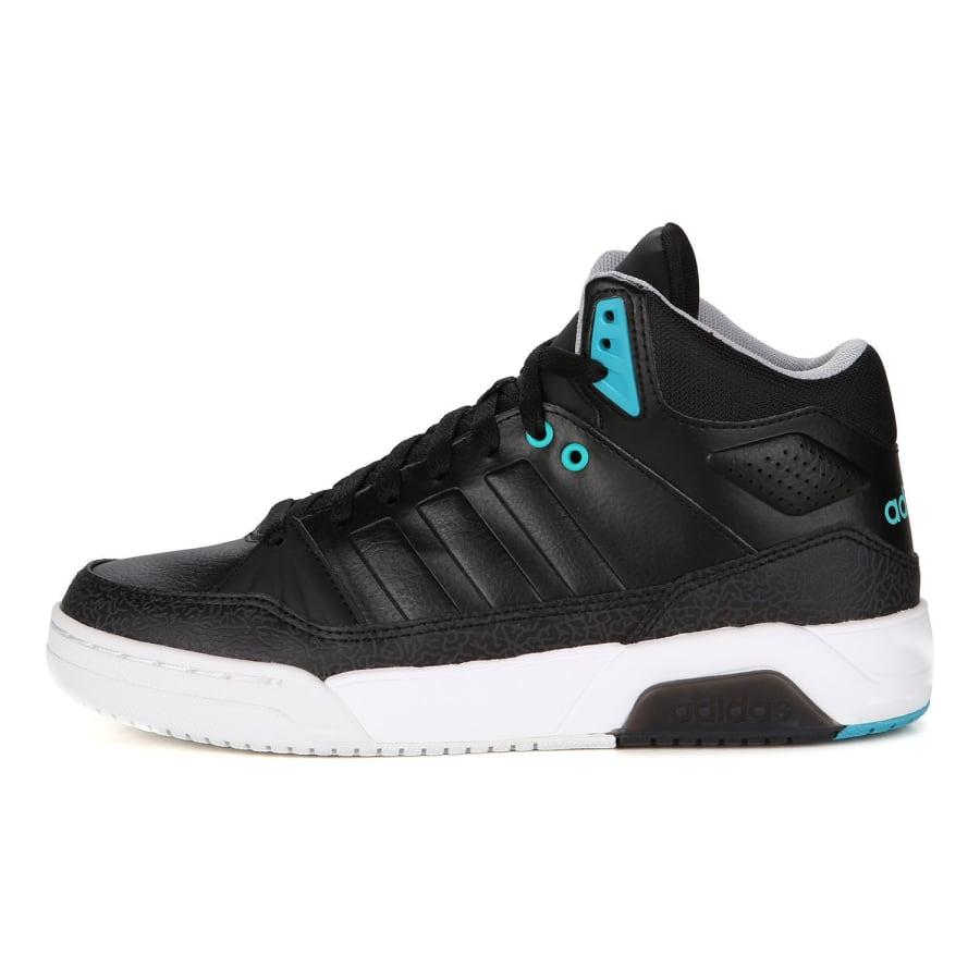 adidas neo play9tis sneaker damen schwarz wei vaola. Black Bedroom Furniture Sets. Home Design Ideas