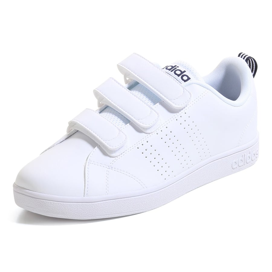 adidas neo vs advantage clean cmf sneakers men white vaola