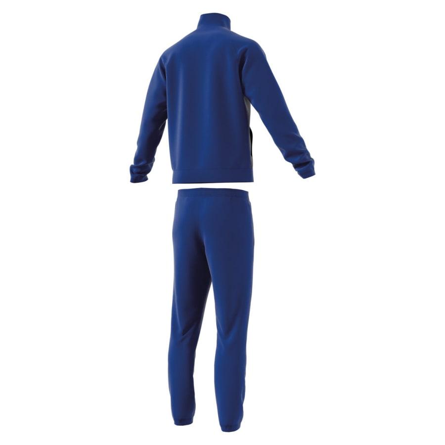 adidas marker trainingsanzug herren blau vaola. Black Bedroom Furniture Sets. Home Design Ideas