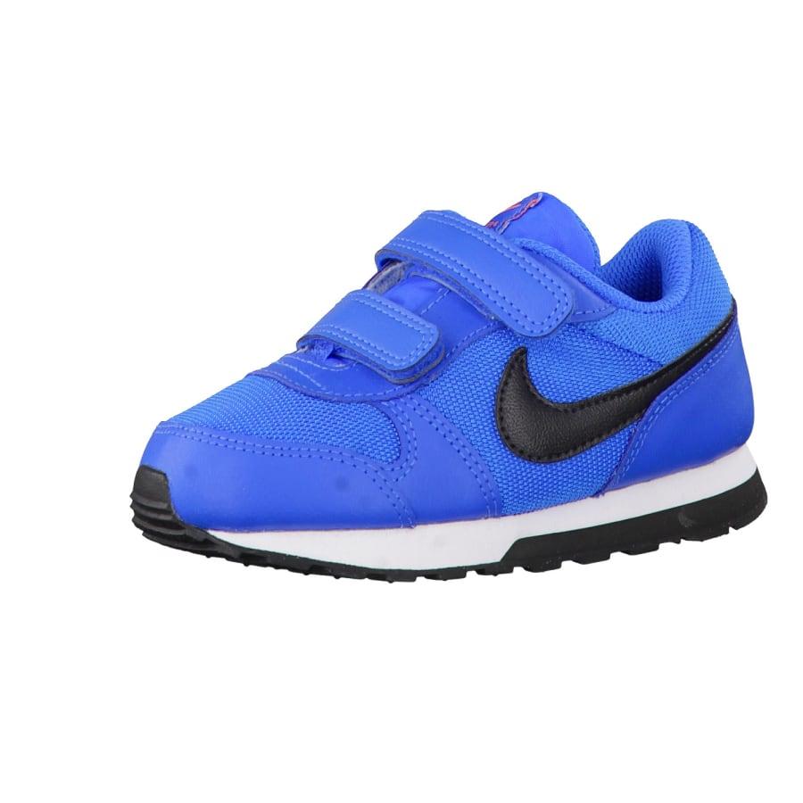 Blaue Nike Sneaker Md Runner 2 (tdv)