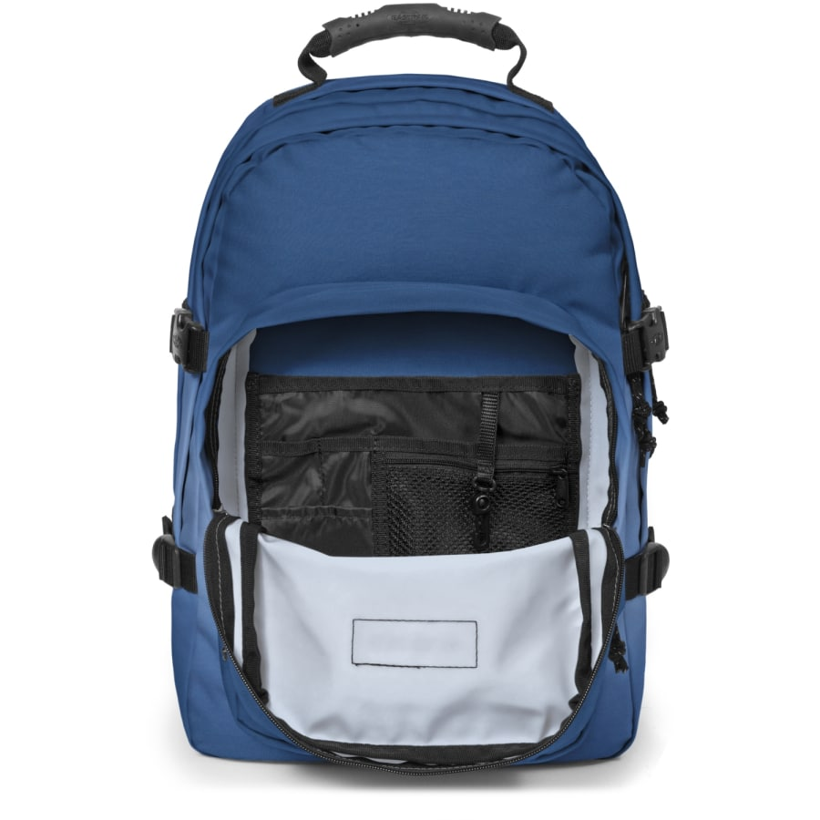 eastpak provider rucksack 44 cm blau vaola. Black Bedroom Furniture Sets. Home Design Ideas