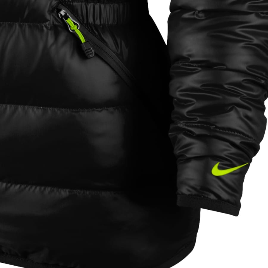 nike alliance hooded jacket ltw winterjacke damen. Black Bedroom Furniture Sets. Home Design Ideas
