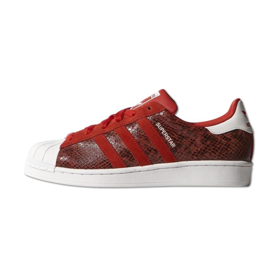 Adidas Superstar Rot Damen