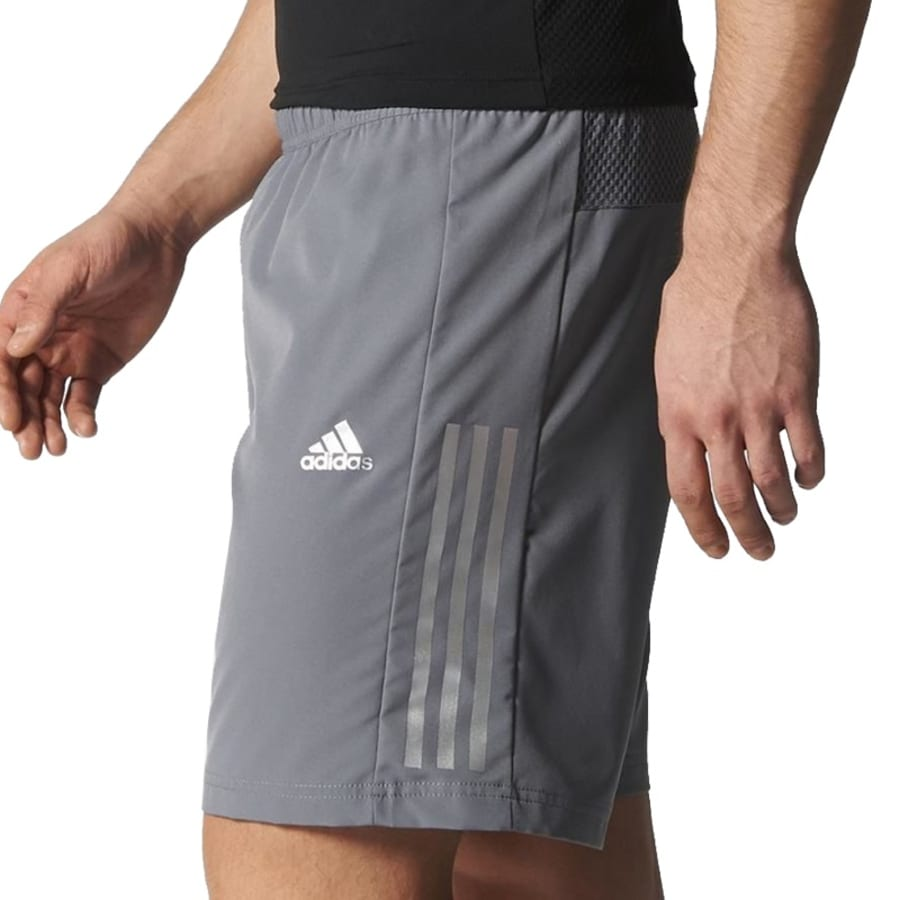 adidas cool365 woven short sporthose herren grau vaola. Black Bedroom Furniture Sets. Home Design Ideas