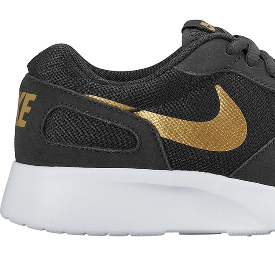 nike kaishi sneaker low damen grau gold vaola. Black Bedroom Furniture Sets. Home Design Ideas