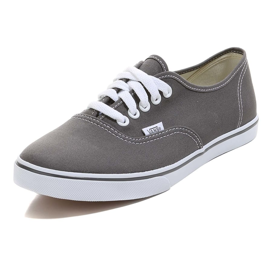 vans authentic lo pro sneaker grey vaola. Black Bedroom Furniture Sets. Home Design Ideas