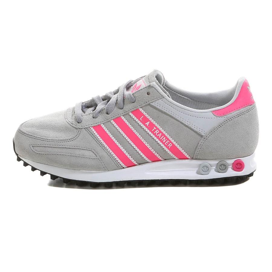 Adidas La Trainer Damen Blau Pink hotelgarni