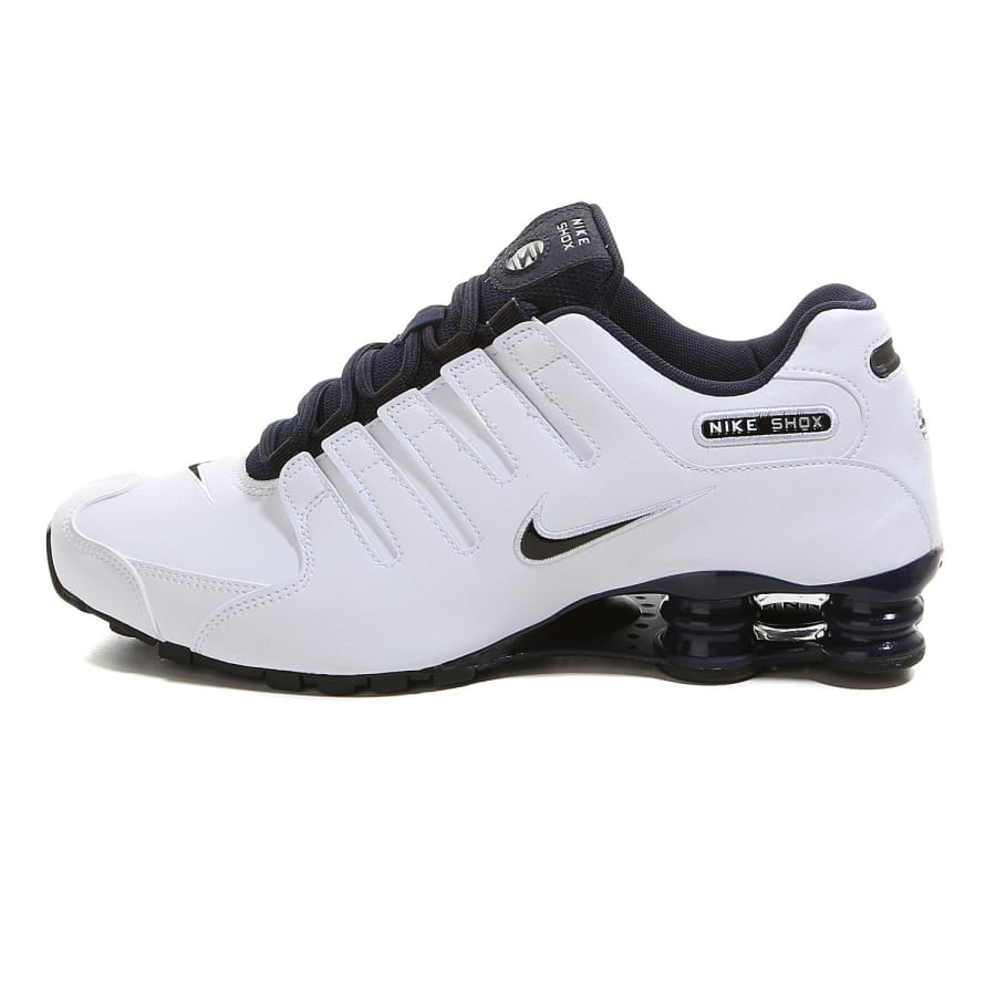 nike shox rivalry herren sale white