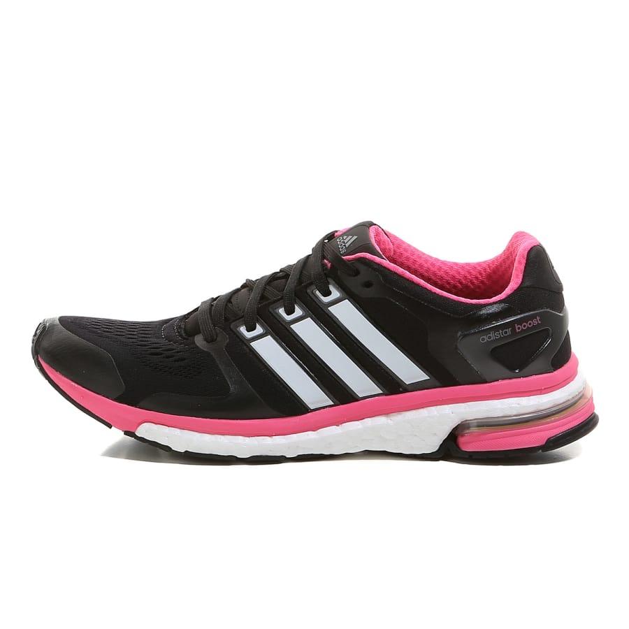 Adidas Boost Schwarz Pink