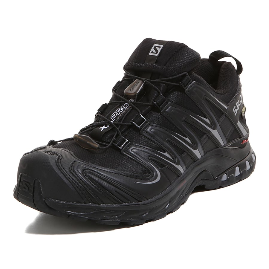 salomon xa pro 3d gtx trail running shoes men black vaola. Black Bedroom Furniture Sets. Home Design Ideas