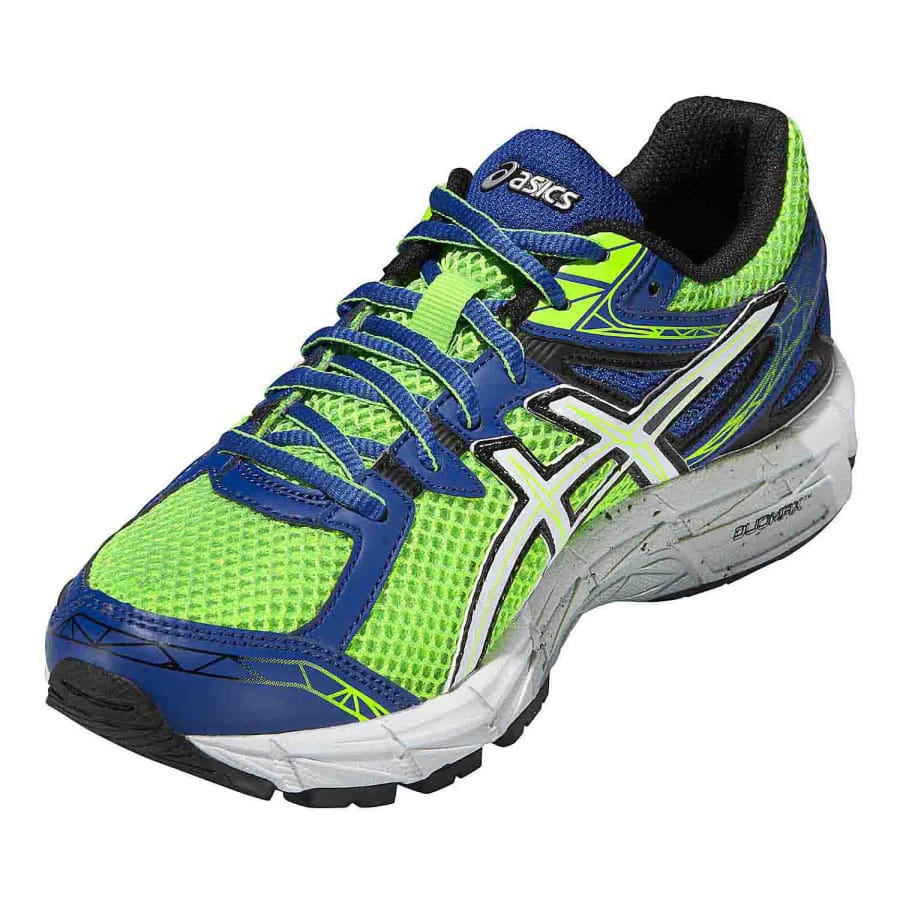 asics gel gt 1000 laufschuhe kinder gr n blau vaola. Black Bedroom Furniture Sets. Home Design Ideas