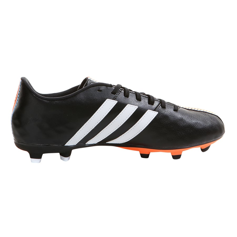 adidas 11 fg soccer shoes black and white vaola