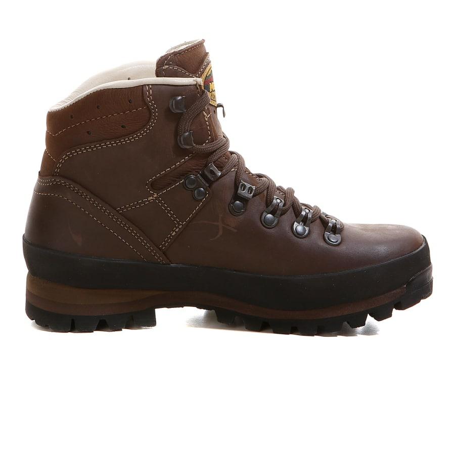 meindl borneo mfs trekking boots brown vaola