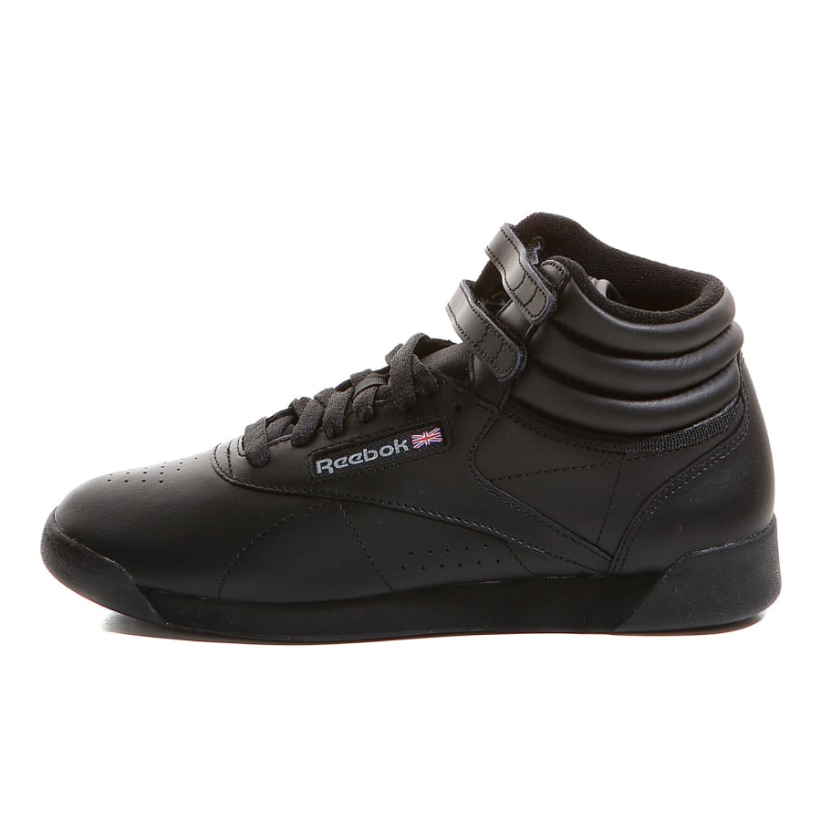 reebok freestyle high sneaker damen schwarz vaola. Black Bedroom Furniture Sets. Home Design Ideas