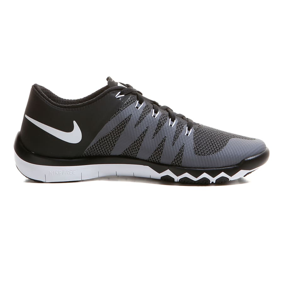 nike free trainer 5 0 v6 fitnessschuhe herren schwarz. Black Bedroom Furniture Sets. Home Design Ideas