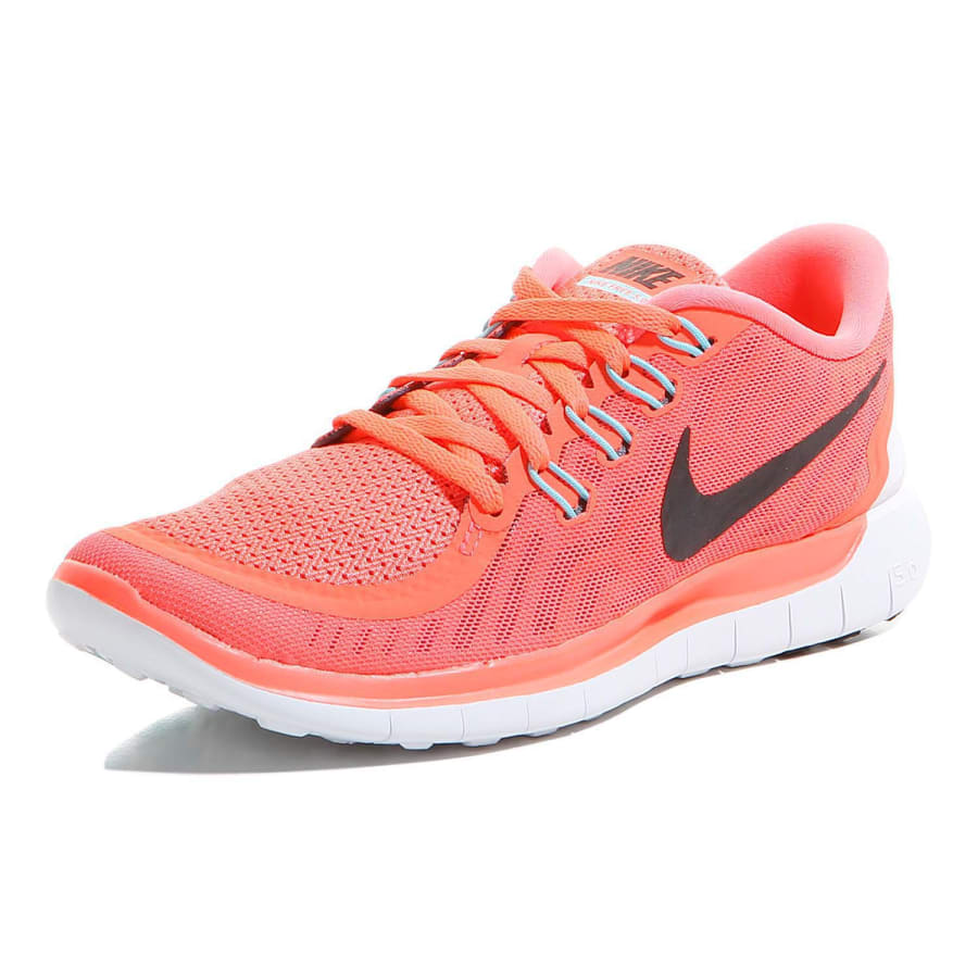 nike free 5 0 laufschuhe damen neon pink vaola. Black Bedroom Furniture Sets. Home Design Ideas