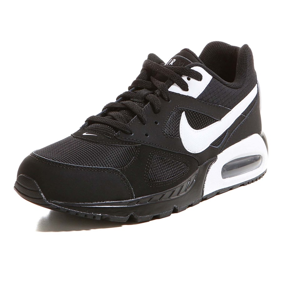 nike air max ivo sneaker herren schwarz wei vaola. Black Bedroom Furniture Sets. Home Design Ideas