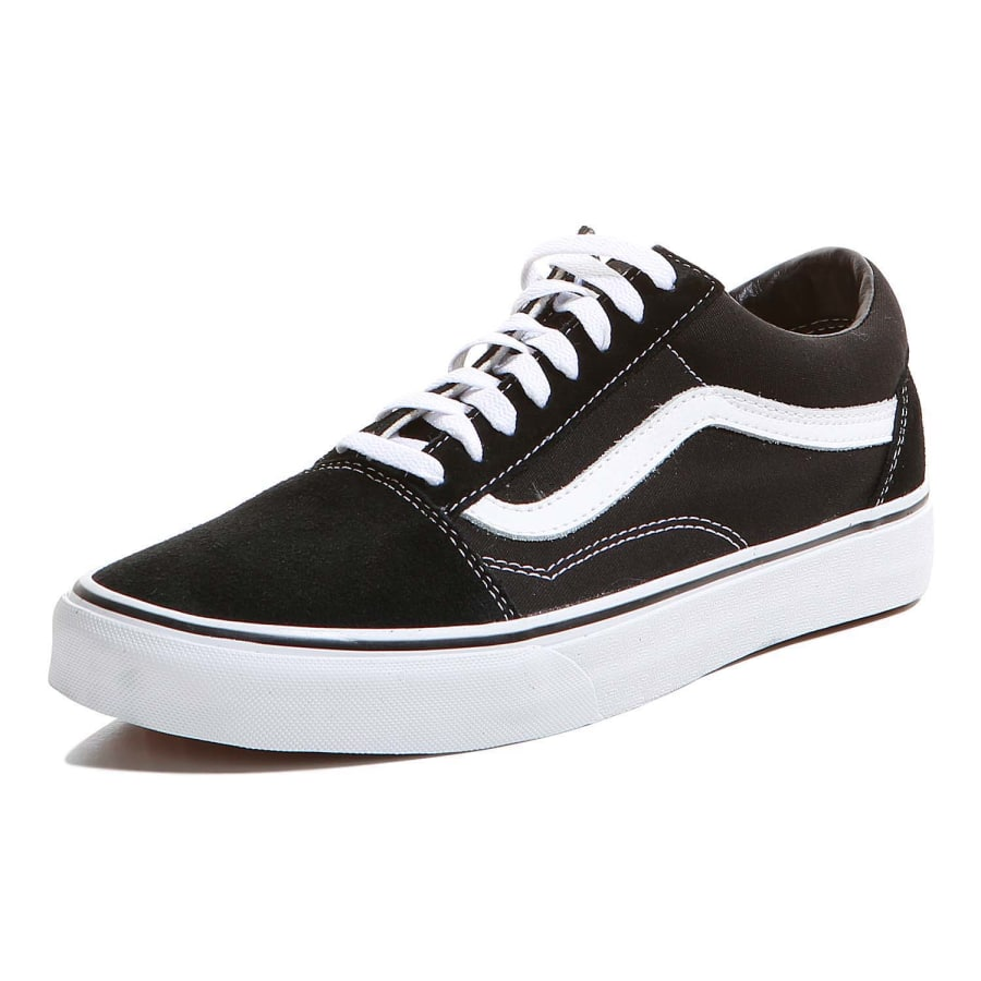 vans old skool sneaker schwarz wei vaola. Black Bedroom Furniture Sets. Home Design Ideas
