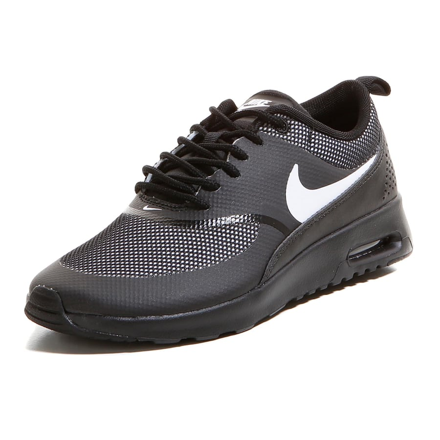 nike air max thea sneaker damen schwarz vaola. Black Bedroom Furniture Sets. Home Design Ideas