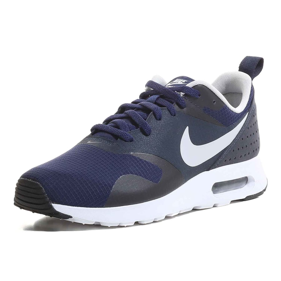nike air max tavas sneaker herren dunkelgrau marine. Black Bedroom Furniture Sets. Home Design Ideas