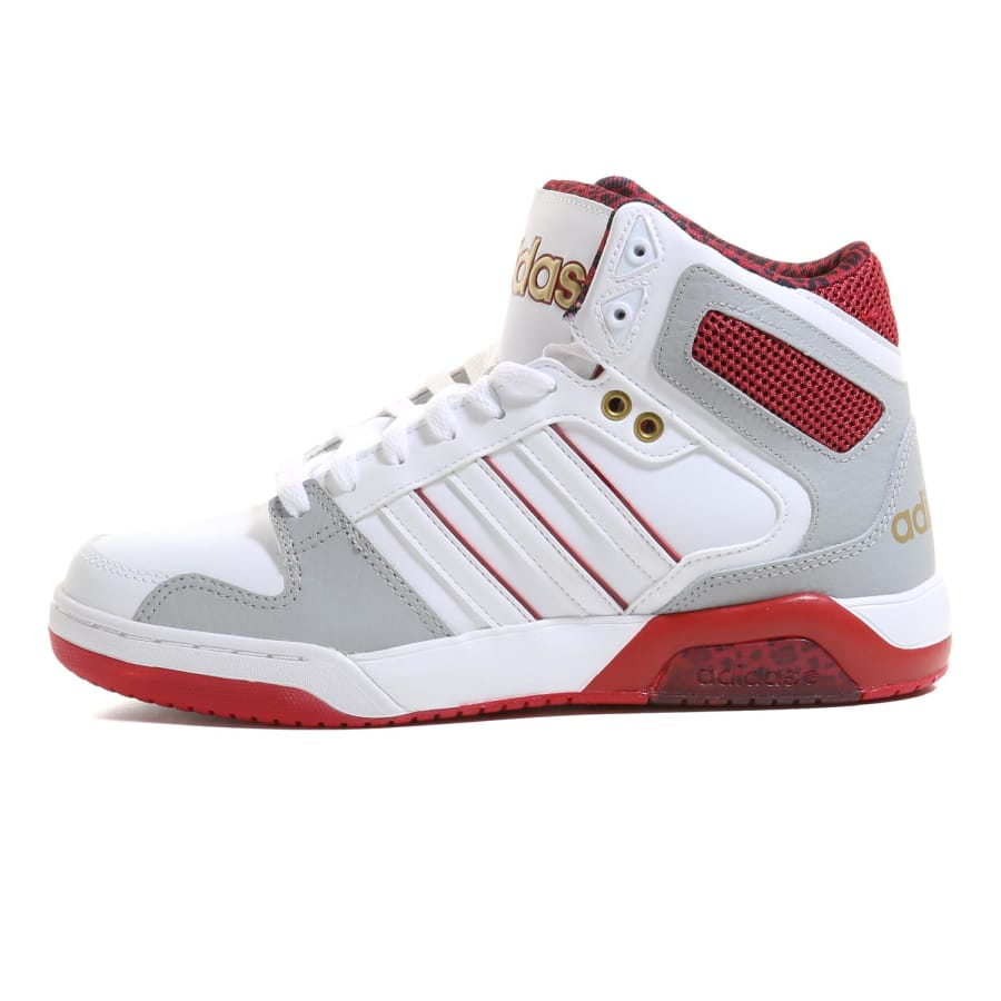 Adidas Neo White And Red