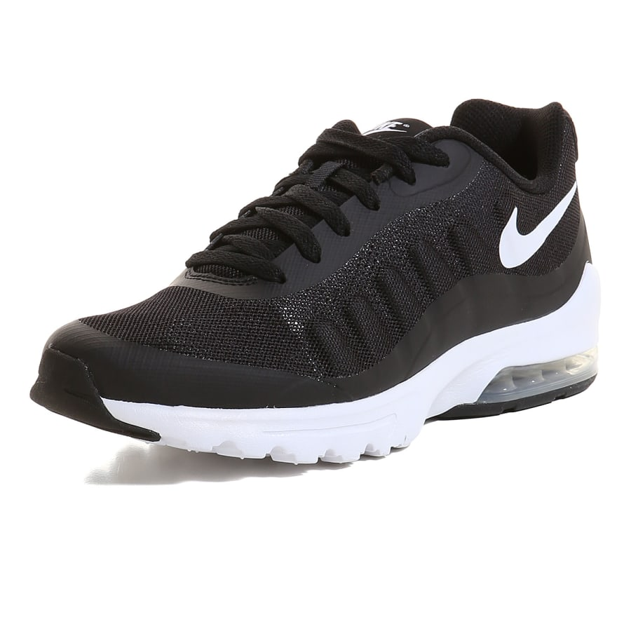 nike air max invigor sneaker men black white vaola. Black Bedroom Furniture Sets. Home Design Ideas