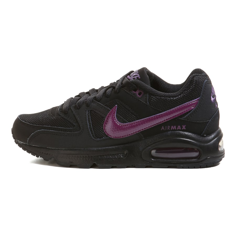 nike air max command sneaker women black berry vaola. Black Bedroom Furniture Sets. Home Design Ideas