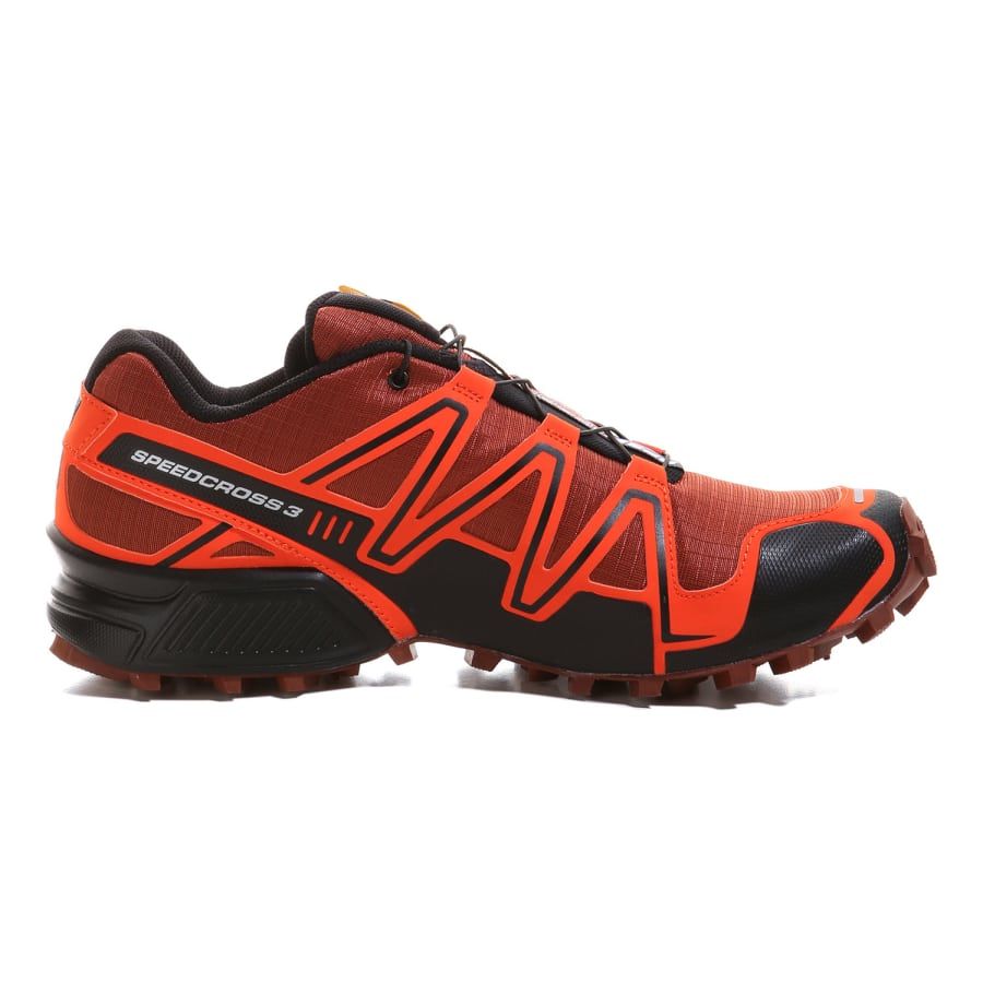 salomon speedcross 3 trailrunning shoes men orange. Black Bedroom Furniture Sets. Home Design Ideas