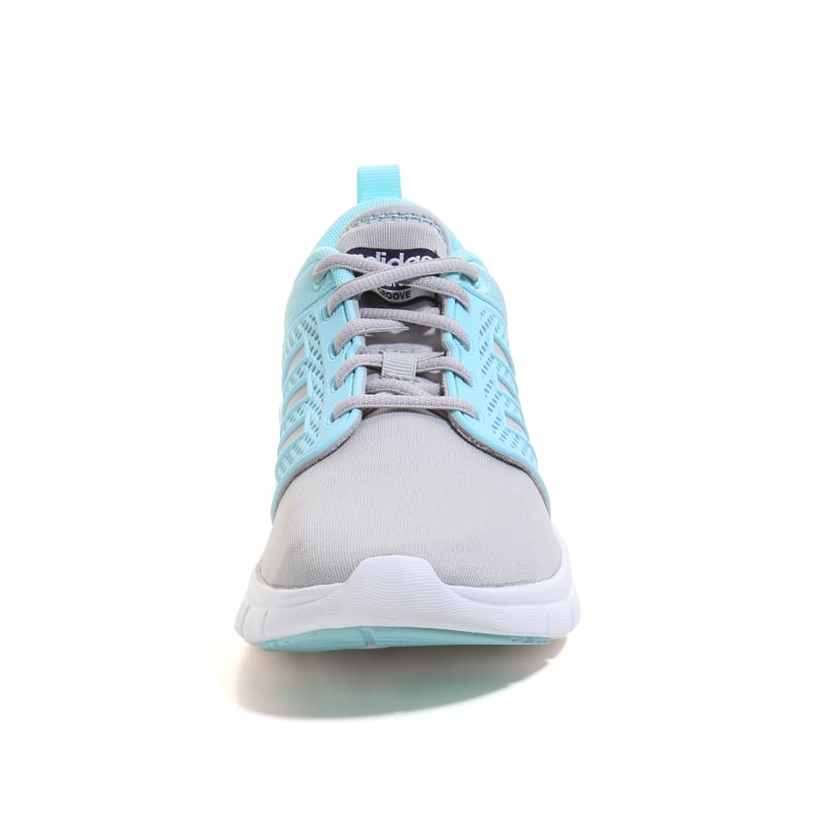 adidas neo cloudfoam groove sneaker women gray light. Black Bedroom Furniture Sets. Home Design Ideas