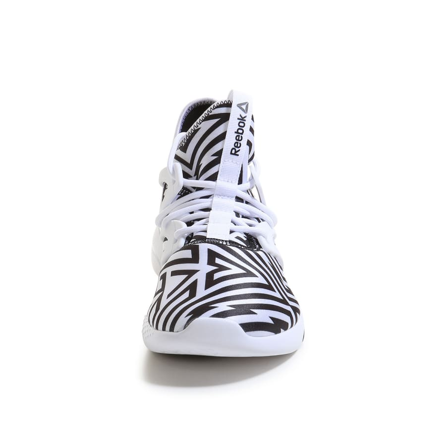 reebok hayasu dance shoes women white black vaola. Black Bedroom Furniture Sets. Home Design Ideas
