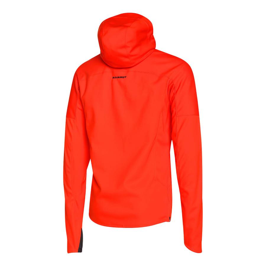 mammut ultimate hoody softshell jacket men red vaola. Black Bedroom Furniture Sets. Home Design Ideas