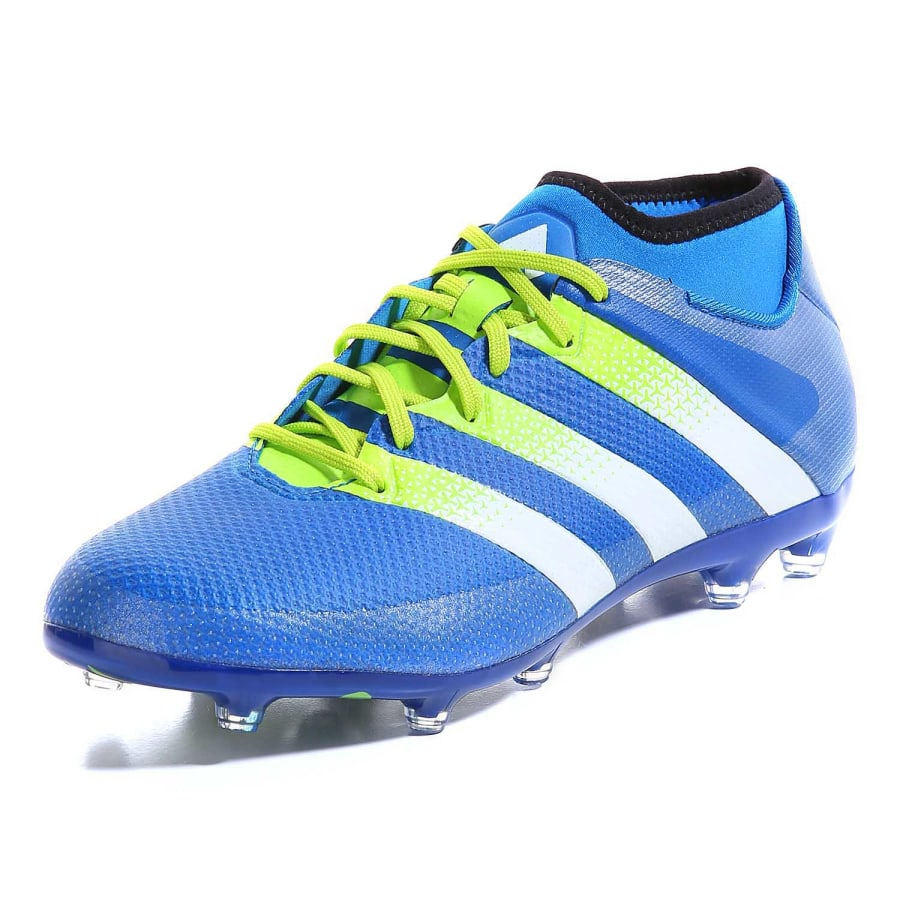 adidas ace 16 2 primemesh fg ag soccer shoes men blue. Black Bedroom Furniture Sets. Home Design Ideas
