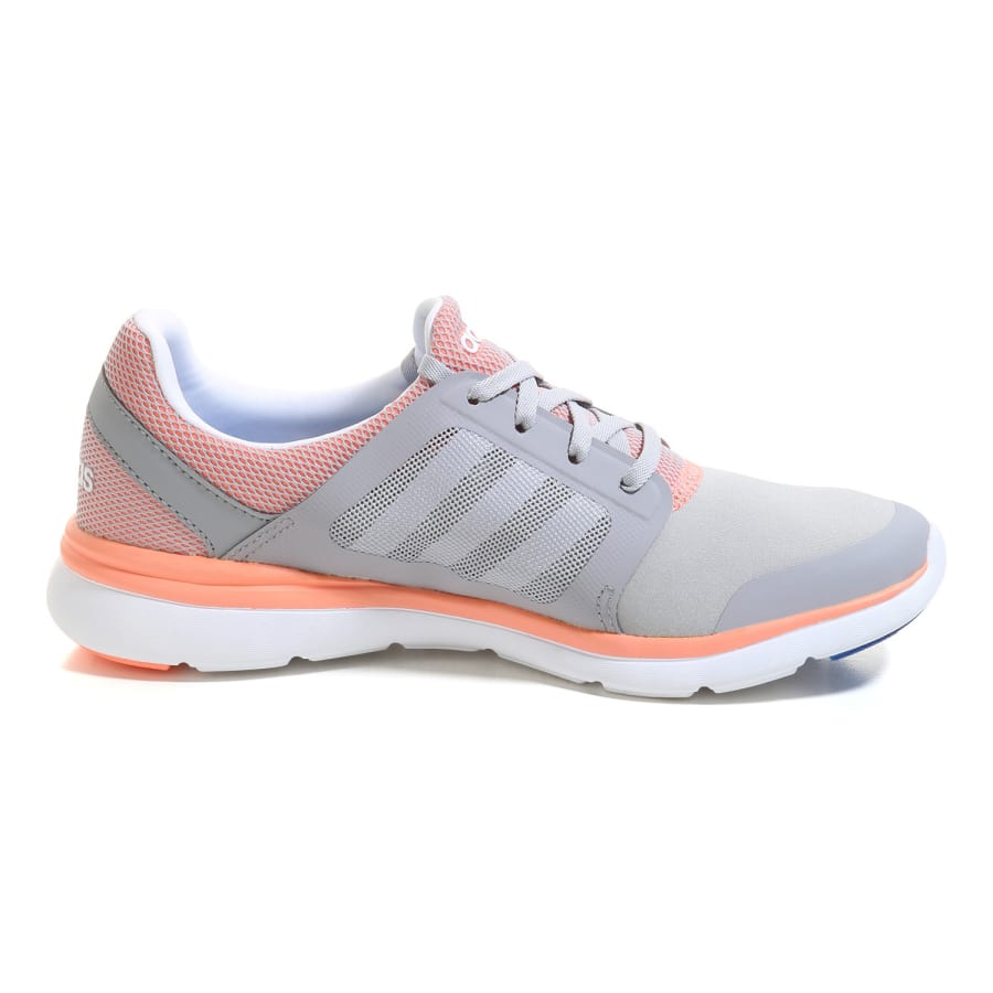adidas neo cloudfoam xpression sneaker women grey apricot vaola. Black Bedroom Furniture Sets. Home Design Ideas
