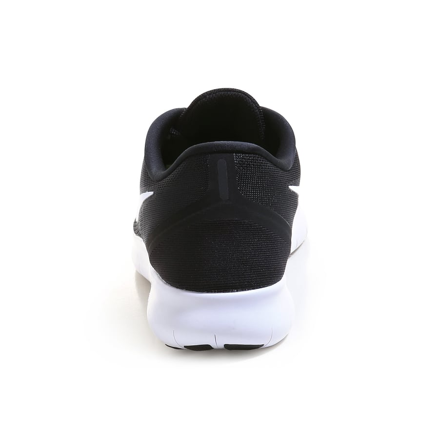 Nike Free Run Schwarz Weiß