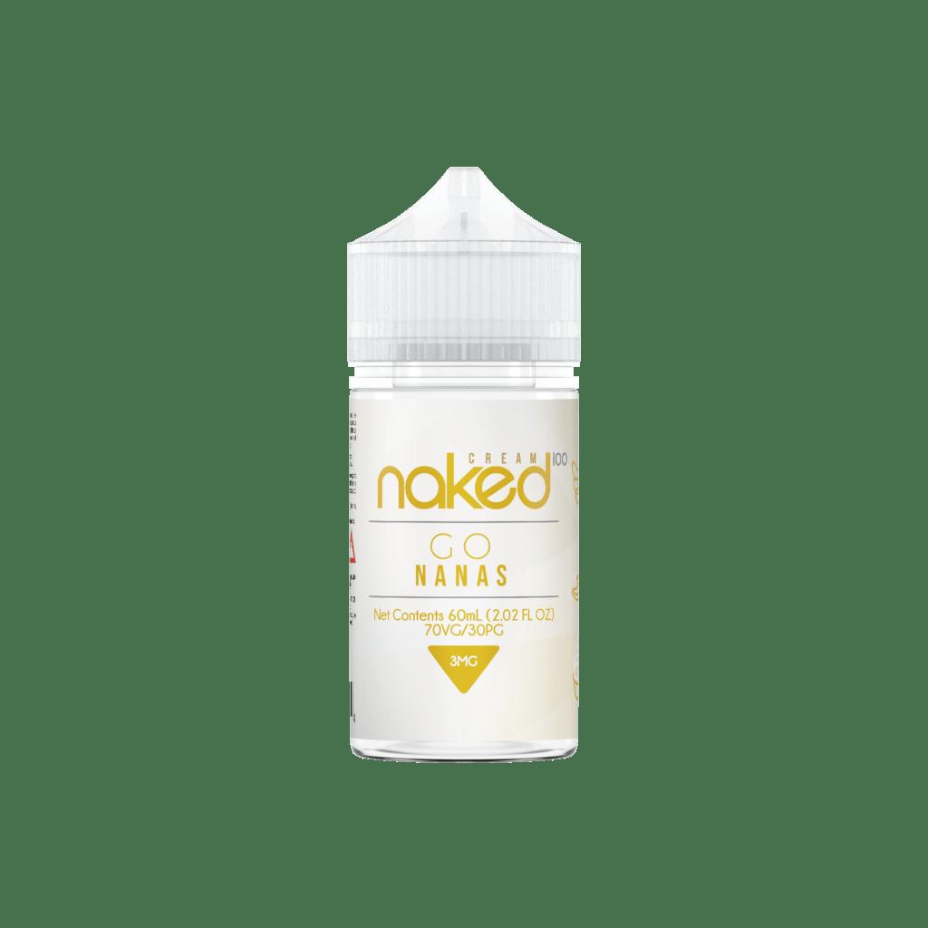 Go Nanas by Naked - VAPE MONKEY Amman